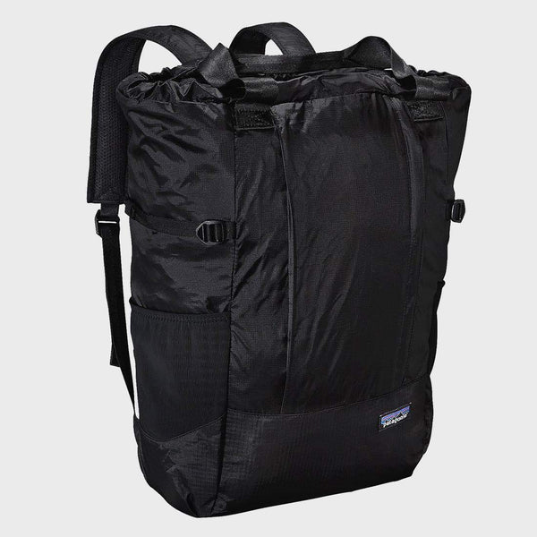 product: Patagonia Lightweight Travel Tote Pack Black