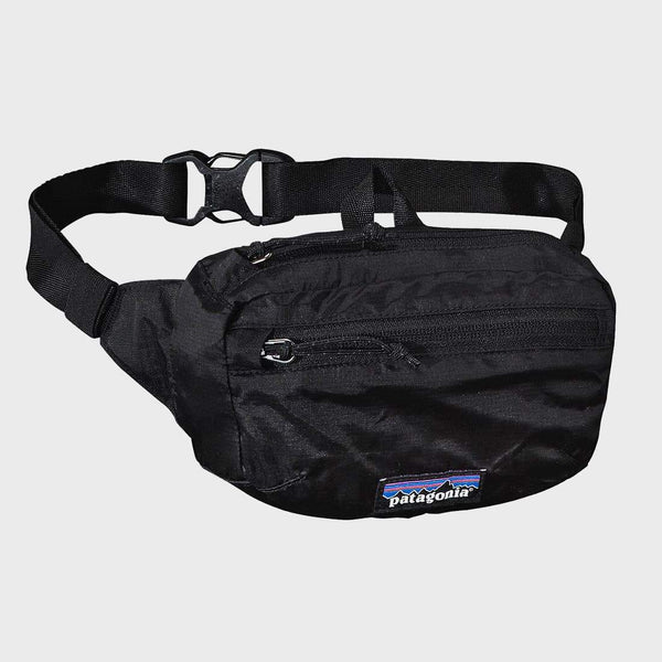 product: Patagonia Lightweight Travel Mini Hip Pack Black
