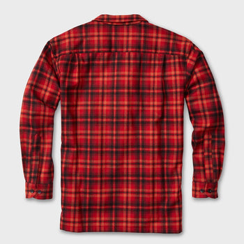 product: Pendleton Board Shirt Red/Copper