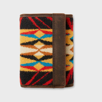 product: Pendleton Trifold Wallet Black