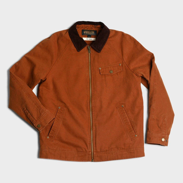 product: Pendleton Flathead Lake Jacket Whiskey