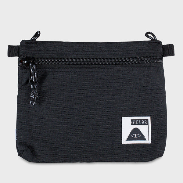 product: Poler Campdura Pouch Small Black