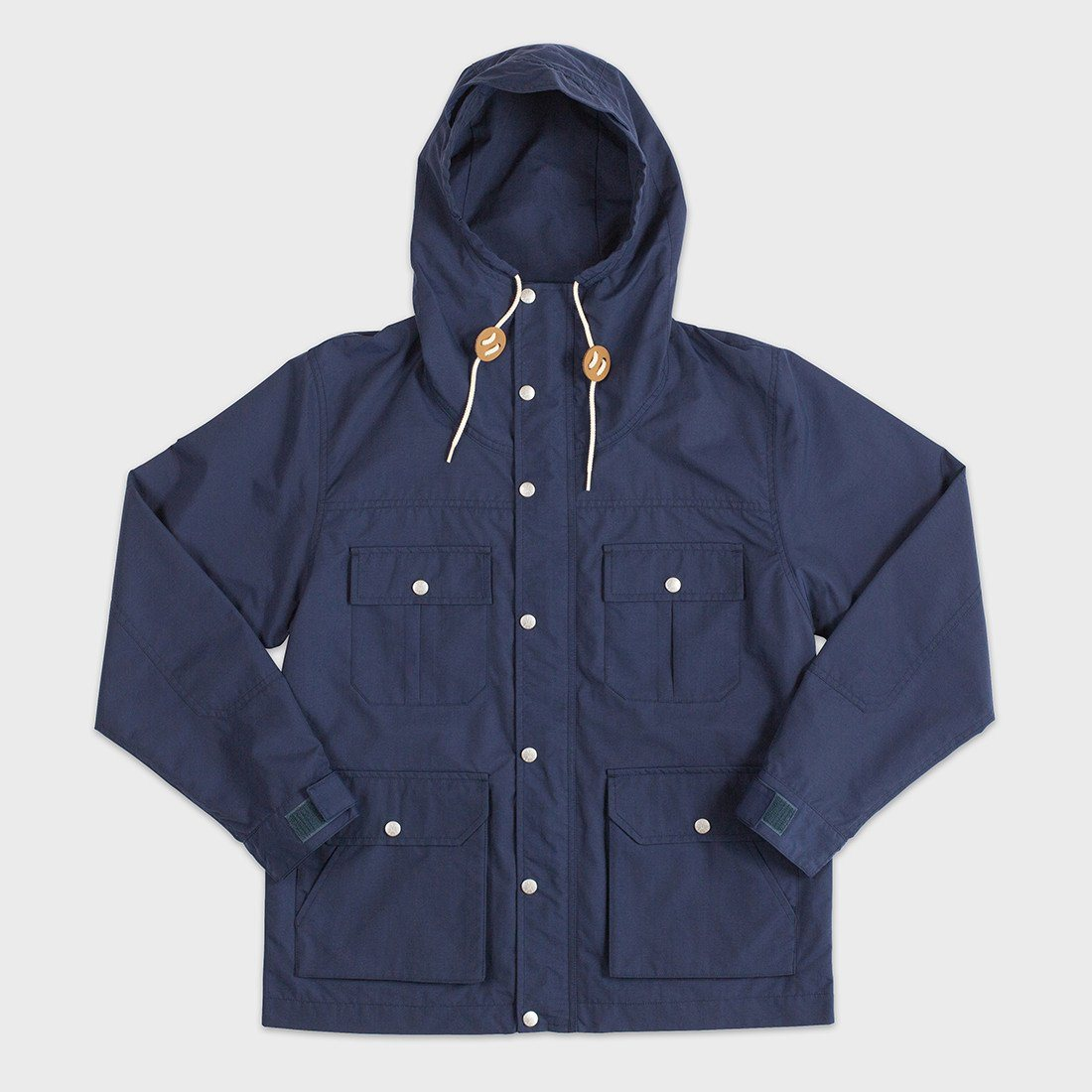 Poler Draft Jacket Navy