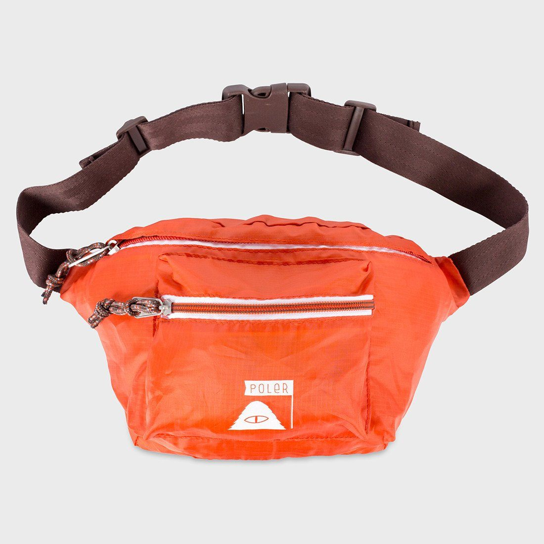 Poler Stuffable Fanny Pack Burnt Orange