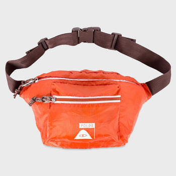 product: Poler Stuffable Fanny Pack Burnt Orange