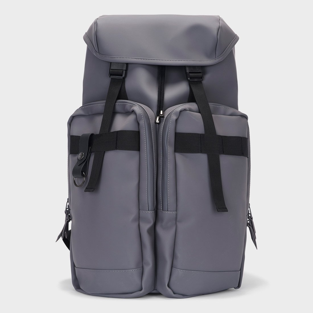 RAINS Utility Bag Smoke