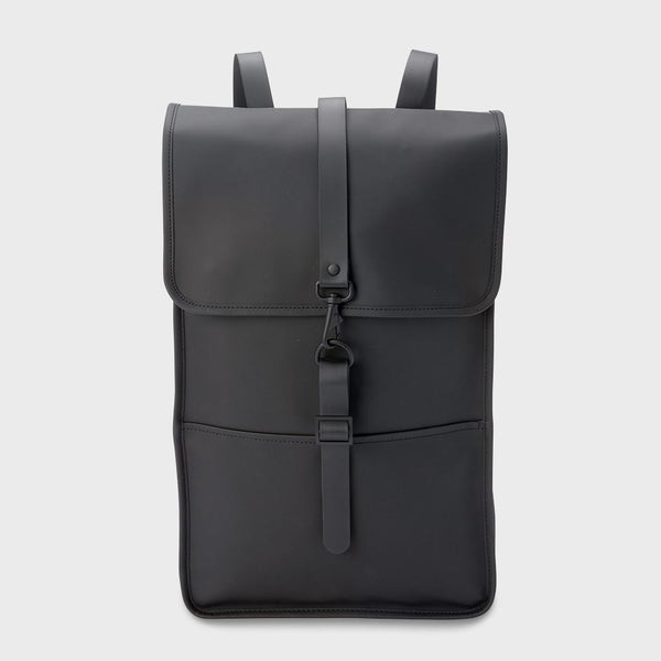 product: RAINS Backpack Black