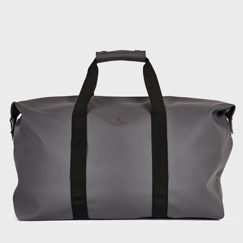 product: RAINS Weekend Bag Smoke