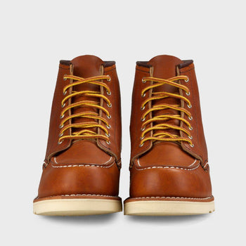product: Red Wing Women's 6 Inch Moc Boot Oro Legacy Leather