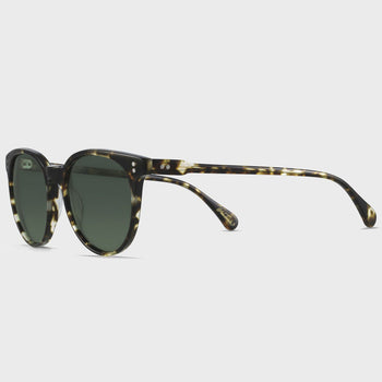 product: Raen Norie Sunglasses Brindle Tortoise