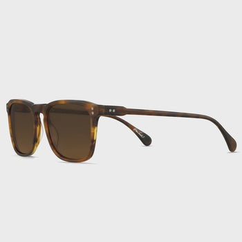 product: Raen Wiley Sunglasses Matte Rootbeer