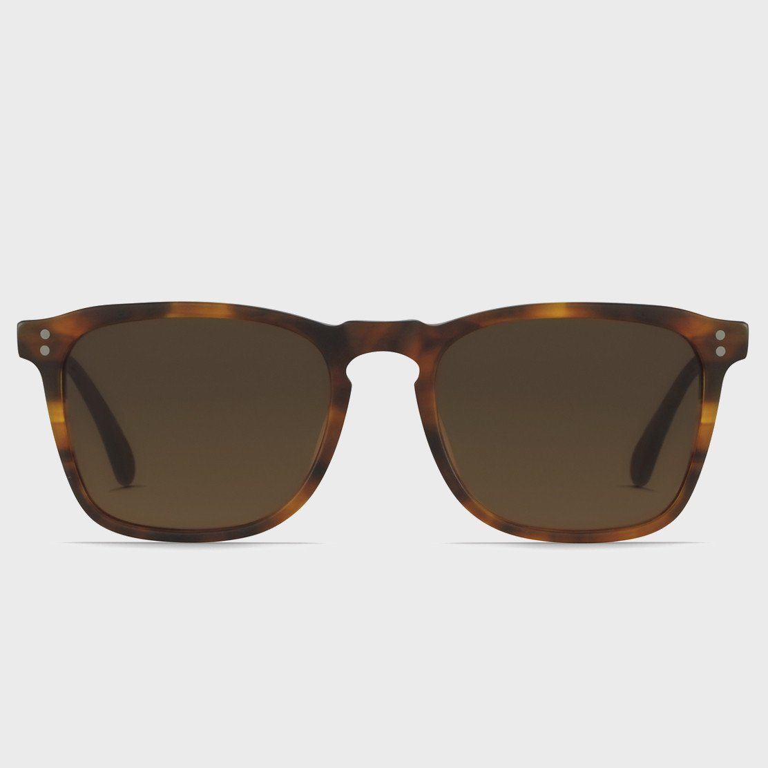 Raen Wiley Sunglasses Matte Rootbeer
