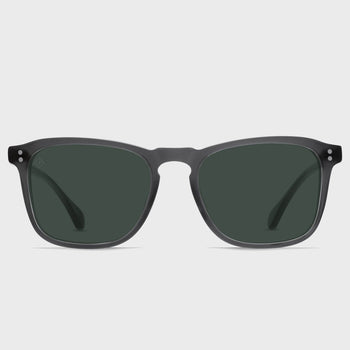 product: Raen Wiley Sunglasses Matte Grey Crystal (Polarized)