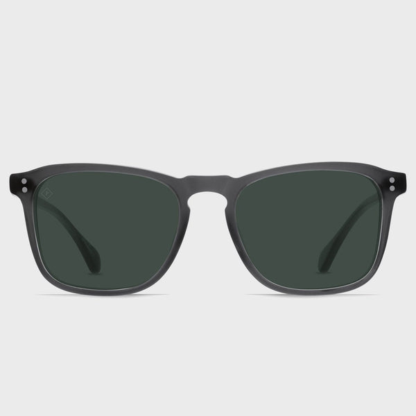 product: Raen Wiley Matte Grey Crystal Polarized