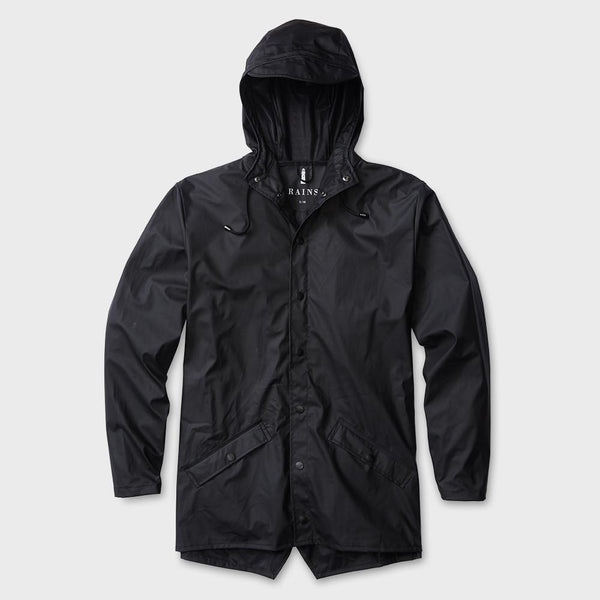 product: RAINS Jacket Black