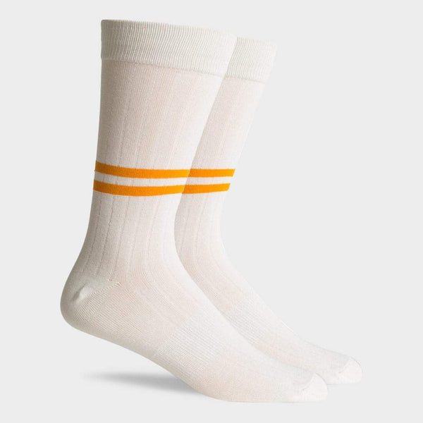 product: Richer Poorer Bixby Crew Sock Cream