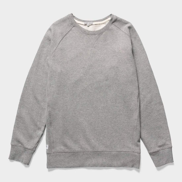 product: Richer Poorer Crew Sweatshirt Heather Grey