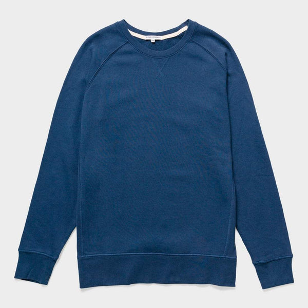 product: Richer Poorer Crew Sweatshirt Navy