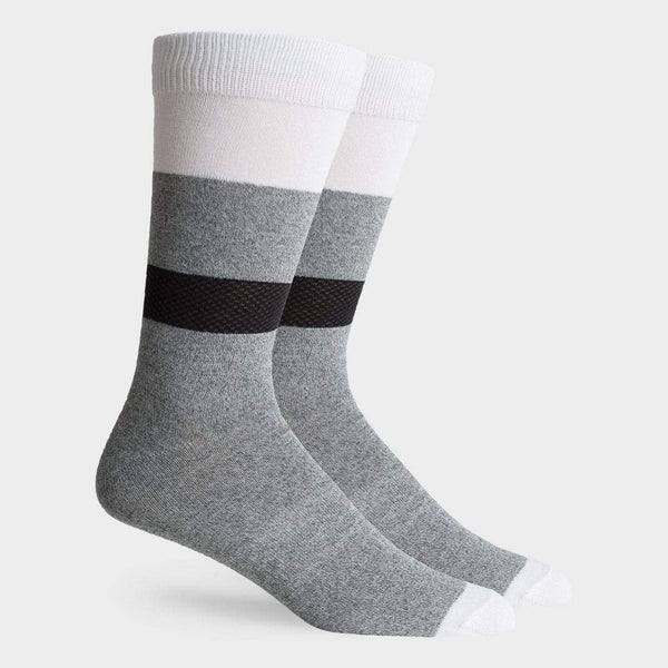 product: Richer Poorer Fuller Crew Sock Black