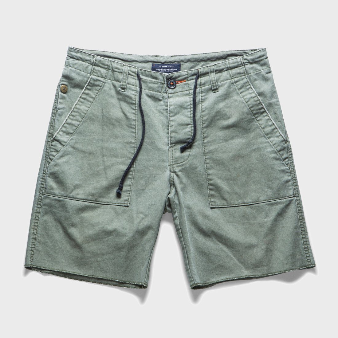 Roark Fort Kochi Short Army