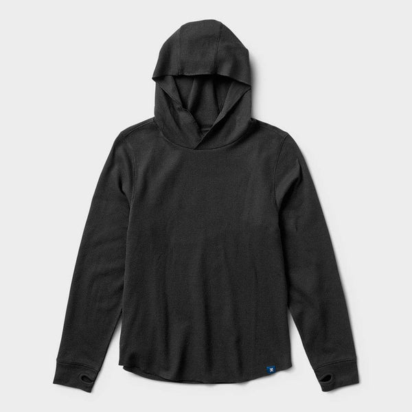 product: Roark Lobo Hooded Thermal Black