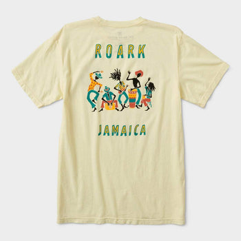 product: Roark Punky Reggae Party T-Shirt Yellow