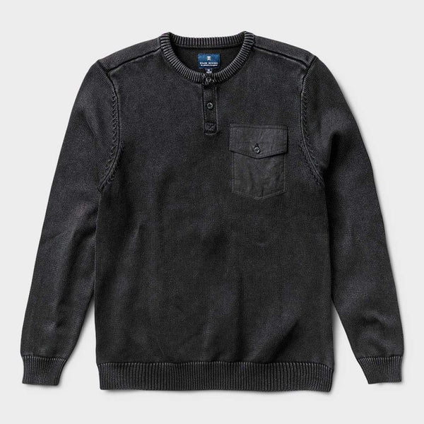 product: Roark Scout Sweater Black