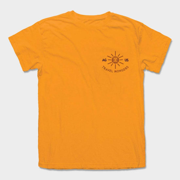 product: Roark Travel Mongers T-Shirt Gold