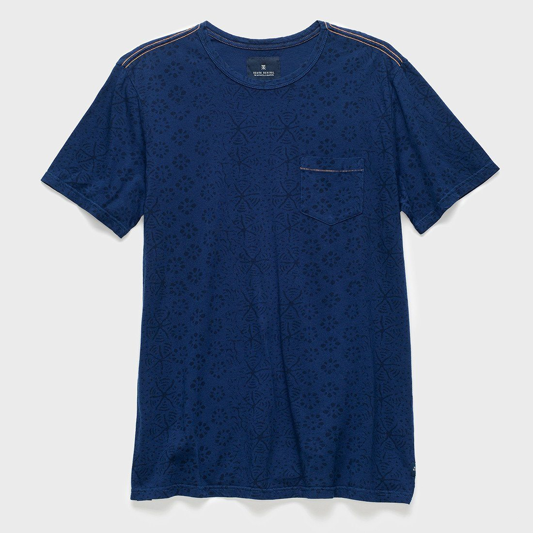 Roark Well Worn T-shirt Indigo