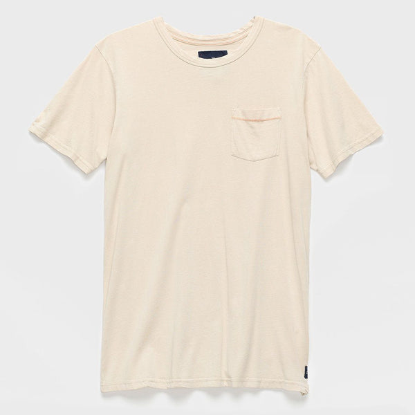 product: Roark Well Worn T-shirt Off-White