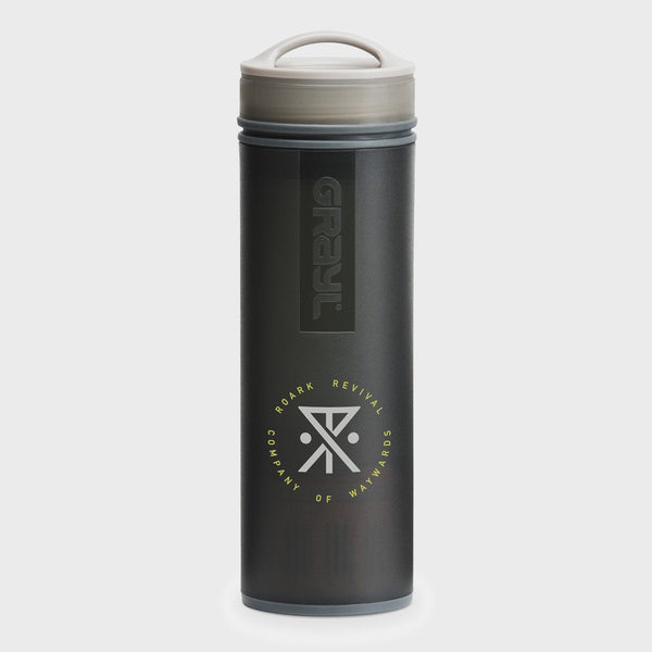 product: Roark Grayl Purifier Bottle Grey