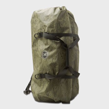 product: Roark Missing Link Wet Dry Duffle Green