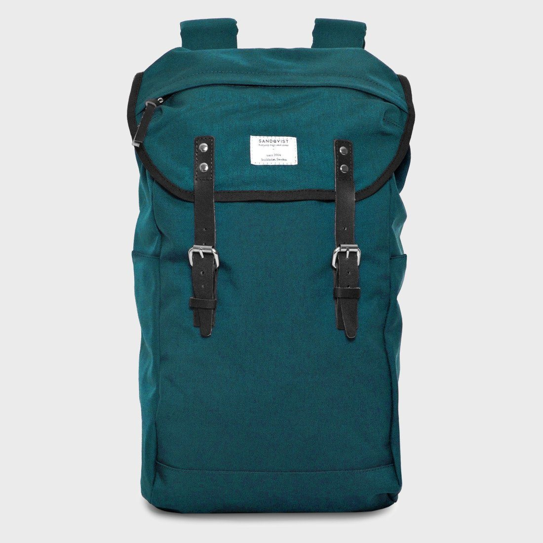 Sandqvist Hans Backpack Petrol Blue