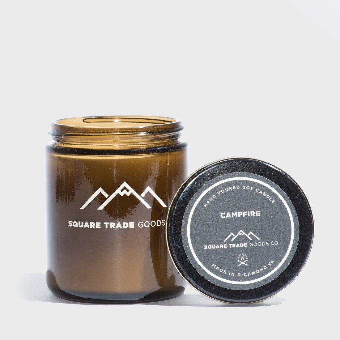 Square Trade Goods Campfire 8 oz
