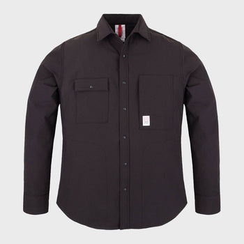 product: TOPO Designs Breaker Shirt Jacket Black