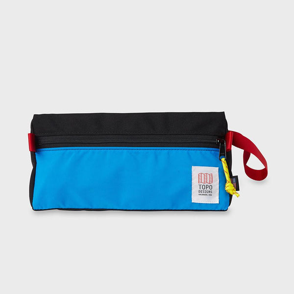product: TOPO Designs Dopp Kit Black/Royal