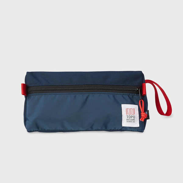 product: TOPO Designs Dopp Kit Navy