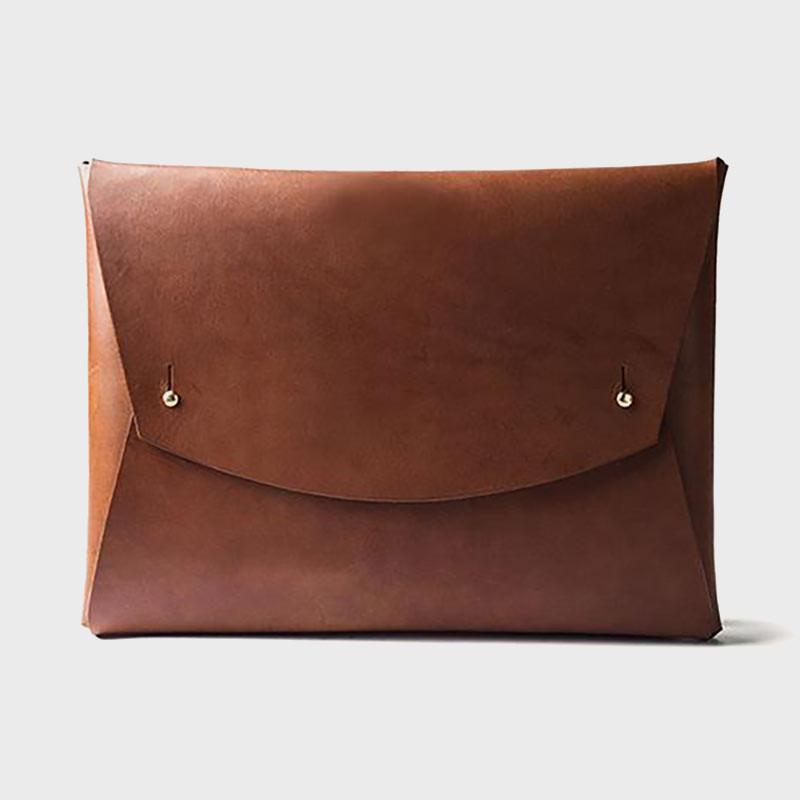 Tanner Goods Document Folio Cognac