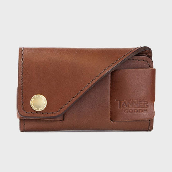 product: Tanner Goods Legacy Cardholder Caramel