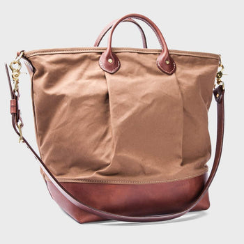 product: Tanner Goods Perennial Day Bag Field Tan