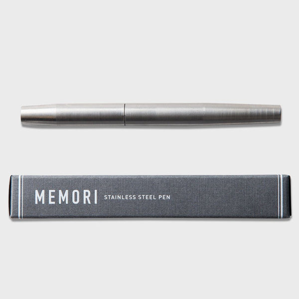 product: Tanner Goods Memori Pen Steel