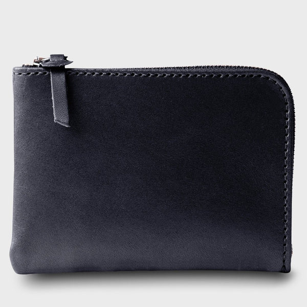 product: Tanner Goods Universal Zip Wallet Black