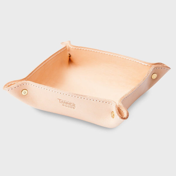 product: Tanner Goods Valet Tray Natural