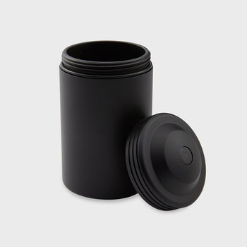 product: Tanner Goods Herb Canister Black