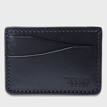 product: Tanner Goods Journeyman Wallet Black
