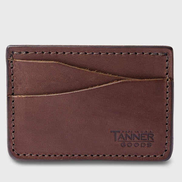 product: Tanner Goods Journeyman Wallet Cognac