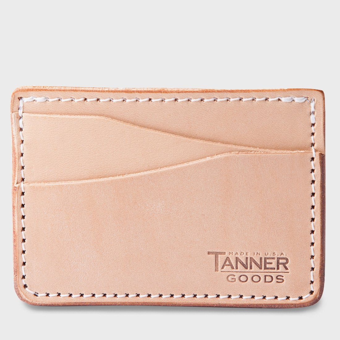 Tanner Goods Journeyman Wallet Natural