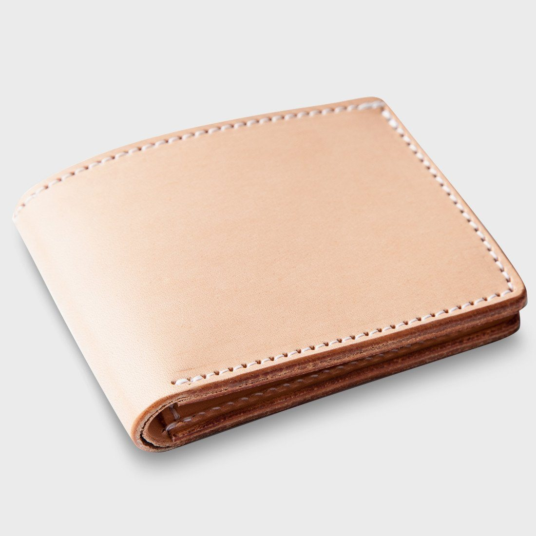 Tanner Goods Utility Bifold Wallet Natural