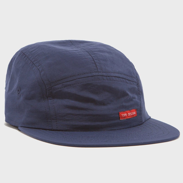product: TOPO Designs Nylon Camp Hat Navy
