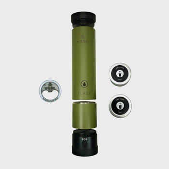 product: VSSL Flask Green